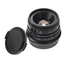 25mm F/1.8 Manual Focus Prime Lens fr Fujifilm X FX XT1 XT10 X100T X100S XA1 XM1