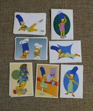 The Simpsons - Panini 2000 collection - Margie Simpson cards