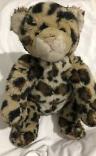 Collectibears~Build-A-Bear~WWF Spotted Cheetah Plush Toy Stuffed Animal GLOBAL!