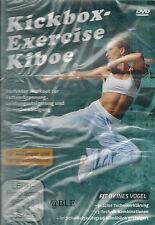 DVD + Kickbox Exercise Kiboe + Workout zur Fettverbrennung + Beweglichkeit +