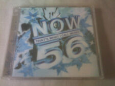 NOW THAT'S WHAT I CALL MUSIC 56 - 2003 2 CD ALBUM - BEYONCE/ULTRABEAT/KYLIE
