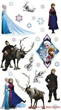 Ek Success Jolee's Disney Stickers-Anna Elsa Sven Olaf Kristoff-Frozen