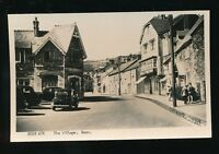 Devon BEER The Village Beach House Hotel 1950s? RP PPC by Frith