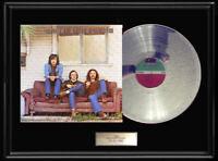 CROSBY STILLS NASH CSN WHITE GOLD SILVER PLATINUM TONE RECORD LP ALBUM NON RIAA
