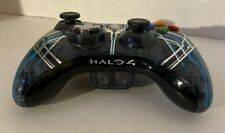 Halo 4 Limited Edition Forerunner Wireless Controller Xbox 360 Tested