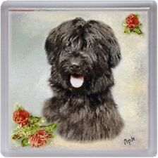 Briard (Black) Dog Coaster by Starprint