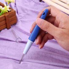 3 Aiguilles À faire soi-même aiguille feutrage Poignée Support Feutre Laine Broderie Pen Tool Kit