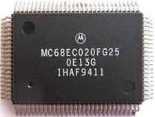 MOTOROLA MC68EC020FG25 QFP-100 32-BIT MPU