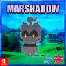 Marshadow evento legendario Pokémon Espada o Escudo 🚀ENTREGA EN 10 MINUTOS🚀