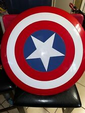 Marvel Legends 80 Years Classic Captain America Shield Prop Replica B7436