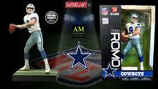 "McFARLANE NFL - DALLAS COWBOYS -  TONY ROMO - 12"" SUPER SIZE FIGUR - NEU/OVP"
