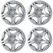 "Set of 4 Hubcaps Fits 04-08 Chevrolet Malibu 15"" Chrome Replacement Rim Skin"