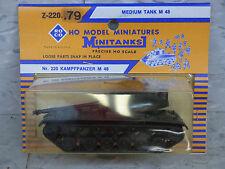 Roco Minitanks / Herpa (NEW) Modern M-48 Medium  Main Battle Tank Lot #868K