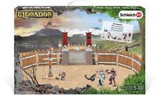 Schleich Eldrador Kampfarena Drachen Ritter Burg Arena  NEU NEW