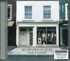 MUMFORD & SONS *SIGH NO MORE* ORIGINAL 2009 CD LIKE NEW
