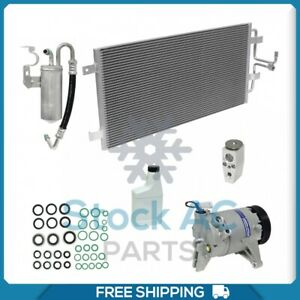 A/C Kit for Buick Allure QU