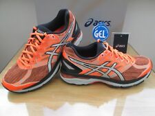 ASICS GT-2000 4 MENS ORANGE LITE-SHOW PLASMA-GUARD RUNNING TRAINERS SIZE 8 /42.5