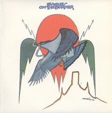 CD PAPER SLEEVE EAGLES - ON THE BORDER PAPER SLEEVE