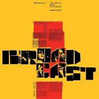 BROADCAST - THE NOISE MADE BY PEOPLE (LP+MP3/GATEFOLD)  VINYL LP + DOWNLOAD NEW
