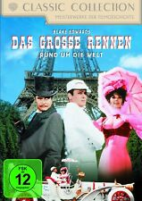 The Great Race (1965) * Tony Curtis, Jack Lemmon, Natalie Wood UK Compatible DVD