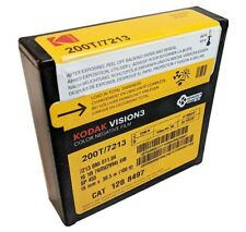 KODAK 200T 100ft 16mm Vision3 7213 Color Negtive *BRAND NEW FACTORY FRESH*