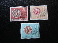 FRANCE - timbre yvert et tellier preoblitere n° 133 a 135 n** MNH (A11)