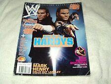 WWE Wrestling Magazine July 2007 Matt & Jeff Hardy