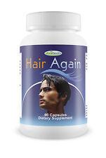 thicker HAIR AGAIN grow fast DHT BLOCKER prevent loss