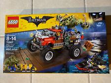 Lego 70907 Killer Croc Tail-Gator FACTORY SEALED