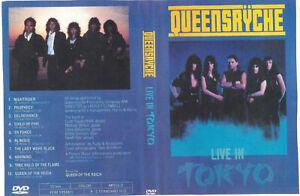 Queensryche: Tokyo,Japan 1984