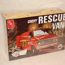 Chevrolet '75 Van Rescue - 1:25 - amt