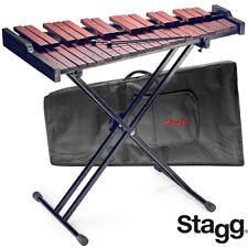 inkl.Schlägel Metallophon Xylophone farbig 15 Töne