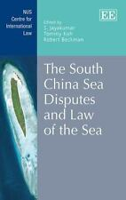 The South China Sea Disputes and Law of the Sea (NUS Centre for International La