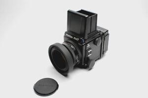 Mamiya RZ67 Pro II Kit + Sekor Z 110mm F2.8 W + Pro II magazine, excellent