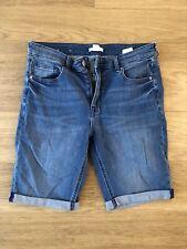 H&M UK Size 10 Denim Shorts