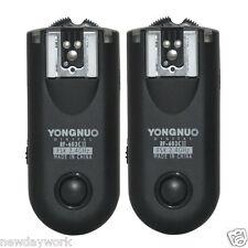 Yongnuo RF-603 II C3 Wireless Flash Trigger for Canon 1D 5D 7D 10D 20D 30D 40D