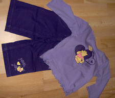 Disney Winnie Pooh Hose+ Sweatshirt Gr 74/80