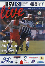 UI-CUP 19.07.1997 Hamburger SV-Samsunspor, Intertoto Cup