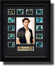 TWILIGHT FILM CELL signed by   Edward Cullen