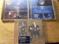 Eric Clapton [3 CD ALBUM] UNPLUGGED + Mr Johnson + Pilgrim