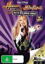 Hannah Montana and Miley Cyrus Best of Both Worlds Concert The Movie