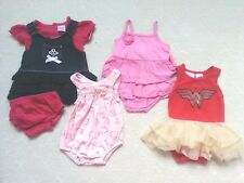 """BABY GIRL""""S SUMMER BUNDLE, SIZE 000 x6pcs , AS NEW & BEAUTIFUL CONDITION"""