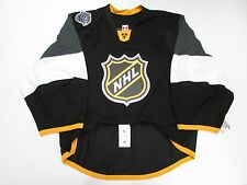 2016 NHL ALL STAR GAME AUTHENTIC DARK REEBOK EDGE 2.0 7287 JERSEY GOALIE CUT 58