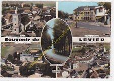 CPSM 25270 LEVIER Souvenir multivues Edit COMBIER 1970