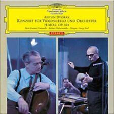Pierre Fournier Dvorak & Elgar Cello Concertos JAPAN SACD Hybrid TOWER RECORDS