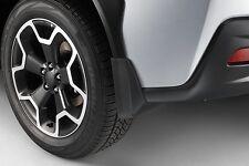 Splash Guards - Rear, Subaru XV