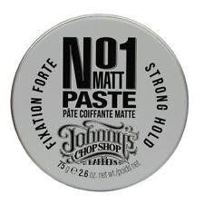 Johnny's Chop Shop N'1 Matt Paste 75g (strong hold)