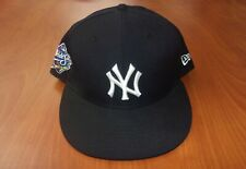 New Era 59Fifty MLB New York Yankees World Series 1998 On Field Hat 7 3/8 ~NEW~