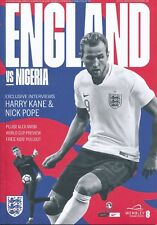 ENGLAND v Nigeria (World Cup 2018 warm-up Friendly) 2018