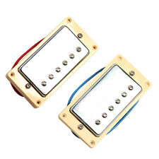 Double Coil Humbucker Pickup For Gibson Style Guitar Parts Replacement W/ Screws